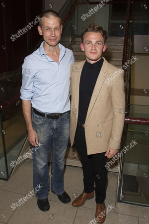 Richard Cant and Lewis Reeves