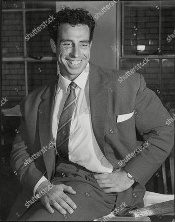 John Lees Bodybuilder And Winner Of Mr Universe 1957.