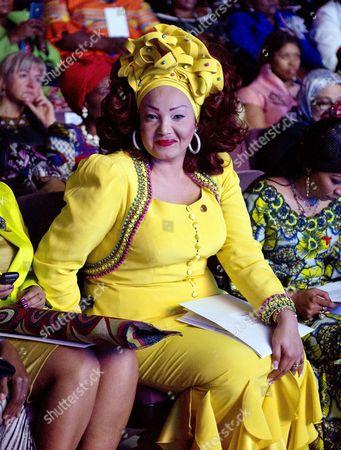 Chantal Biya first lady of Cameroon