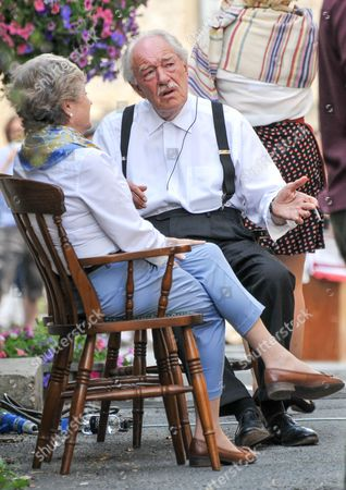 Sir Michael Gambon (Howard Mollison) and Julia McKenzie (Shirley Mollison)