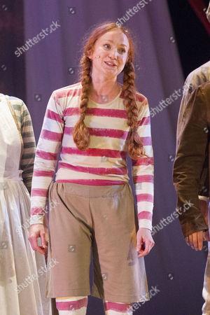 Stock Picture of Phoebe Thomas (Hetty Feather)
