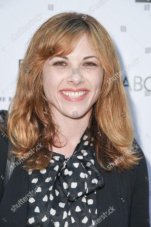 Stock Photo of Julie Mond