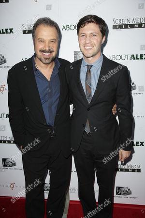Ed Zwick and Jesse Zwick