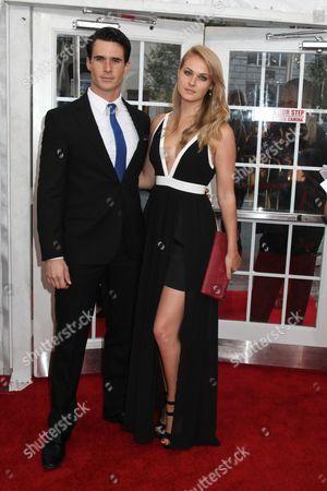 Nick Ballard and wife Natalie
