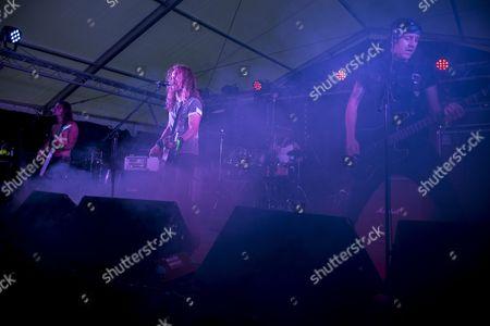 Stock Photo of Jett Black - Will Stapleton