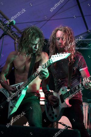 Stock Image of Jett Black - Will Stapleton and Jon Dow