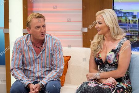 Editorial picture of 'Good Morning Britain' TV Programme, London, Britain - 08 Aug 2014