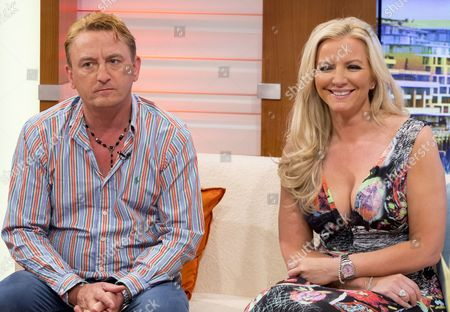 Piers Hernu and Michelle Mone