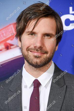 Stock Photo of Jonathan Lajoie