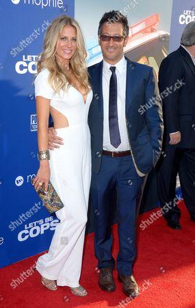 Luke Greenfield and Sarah Baldwin