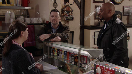 Editorial picture of 'Coronation Street' TV Programme. - 2014