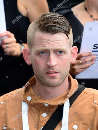 Jonjo Kerr from X Factor