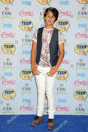 Editorial image of Teen Choice Awards, Press room, Los Angeles, America - 10 Aug 2014