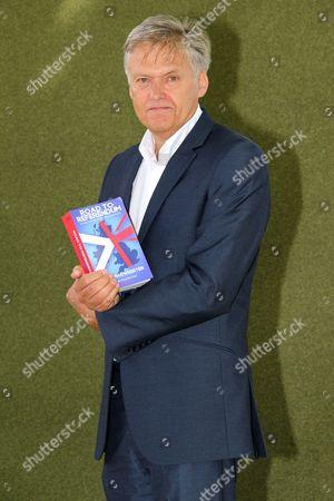 Editorial picture of Edinburgh International Book Festival, Scotland, Britain - 09 Aug 2014