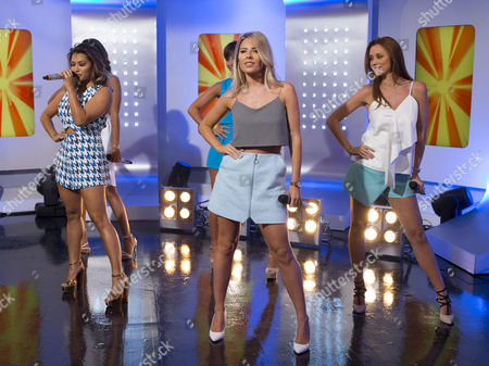 The Saturdays - Vanessa White, Una Foden, Frankie Sandford, Rochelle Humes and Mollie King