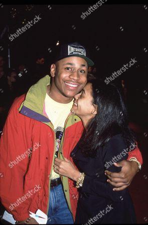LL Cool J  and Kidada Jones