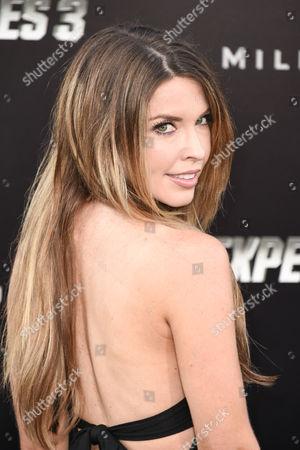 Stock Photo of Nicole Andrews