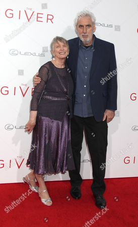 Lois Lowry (Author) and Phillip Noyce (Director)