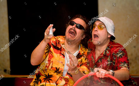 Stock Picture of Rob Crouch and Tom Moores
