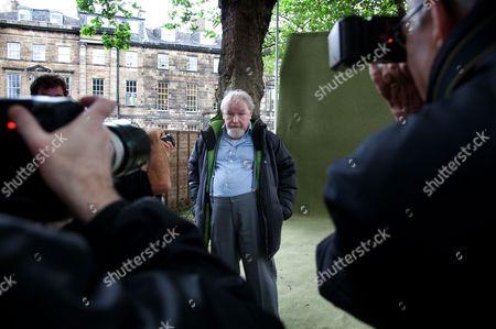Editorial image of Edinburgh International Book Festival, Scotland, Britain - 13 Aug 2014