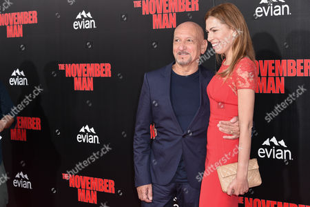 Editorial picture of 'The November Man' film premiere, Los Angeles, America - 13 Aug 2014