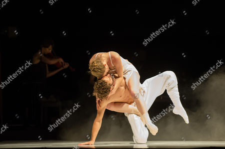 Editorial picture of Sidi Larbi Cherkaoui presents '4D' performed at Sadler's Wells, London, Britain - 22 Jun 2014
