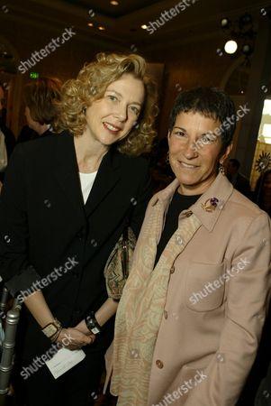 Annette Bening & Rosalie Swedlin