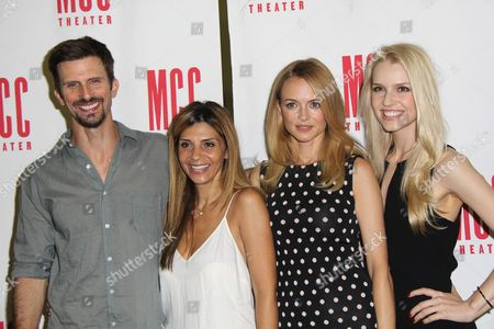 Fred Weller, Callie Thorne, Heather Graham, Gia Crovatin