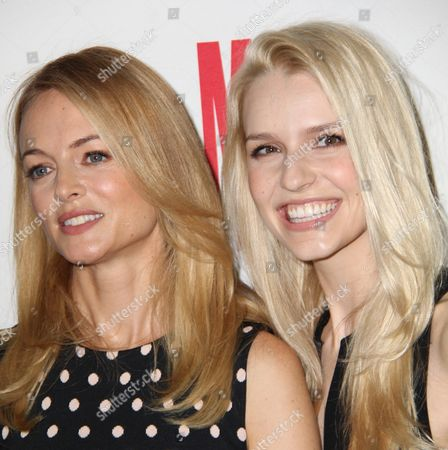 Heather Graham, Gia Crovatin