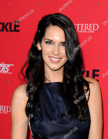 Editorial image of Crackle's Summer Premieres Event 'Sequestered' and season 2 of 'Cleaners', Los Angeles, America - 14 Aug 2014