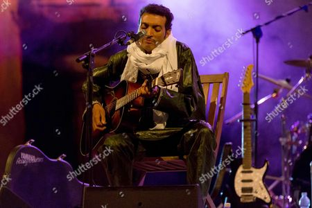 Stock Picture of Bombino - Goumour Almoctar