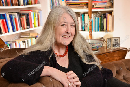 Editorial image of Winifred Mary Beard at Newham College, Cambridge, Britain - 20 Feb 2014