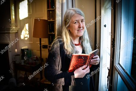 Editorial picture of Winifred Mary Beard at Newham College, Cambridge, Britain - 20 Feb 2014