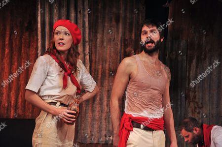 Gideon Turner(Jake) & Josie Taylor (Brett)