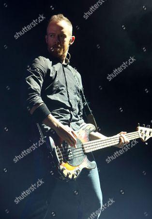 Linkin Park - Dave Farrell