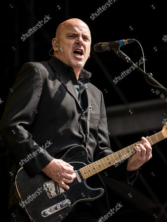 The Stranglers - Baz Warne