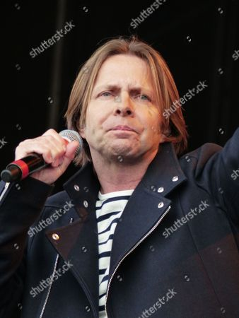 Stock Picture of Johnny Hates Jazz - Clark Datchler