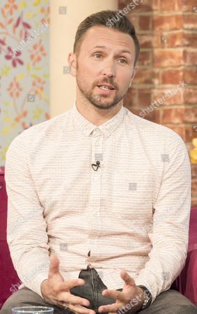 Editorial photo of 'This Morning' TV Programme, London, Britain - 18 Aug 2014