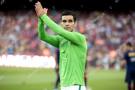 Rafa Marquez of Leon Club FC