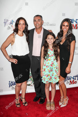 John Franco with family