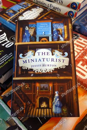 The Miniaturist by Jessie Burton: debut novel gets six figure publishing deal, London