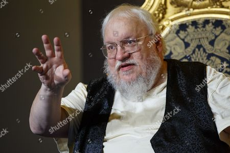Stock Picture of George R. R. Martin