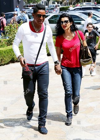 Editorial picture of Jermaine Jackson out and about, Calabasas, California, America - 19 Aug 2014
