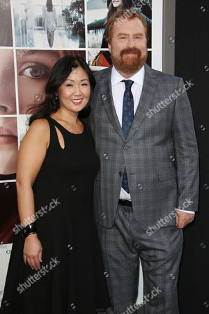 Stock Picture of RJ Cutler and Jane Cha