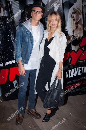 Emma Lou and Olivier Proudlock