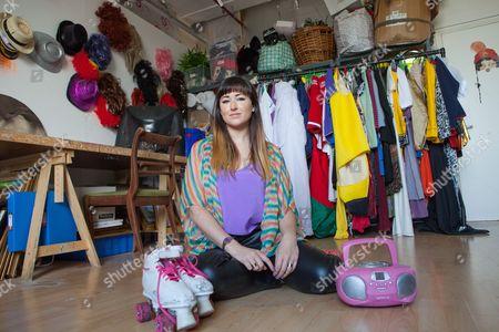 Stock Image of Louise Orwin