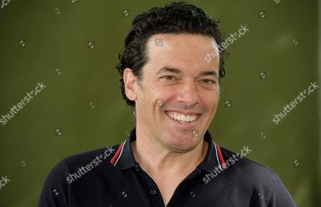 Stock Picture of Joseph Boyden
