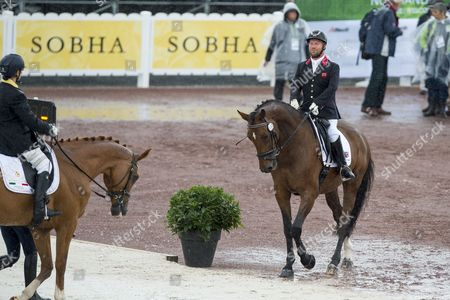 Lee Pearson and Zion - Team Competition Grade Ib Para Dressage