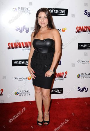 Editorial photo of 'Sharknado 2: The Second One' Special Screening, Los Angeles, California, America - 21 Aug 2014