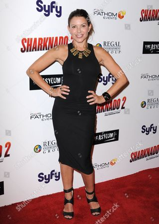 Editorial picture of 'Sharknado 2: The Second One' Special Screening, Los Angeles, California, America - 21 Aug 2014